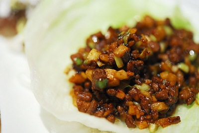 PF Chang's Lettuce Wraps Recipe