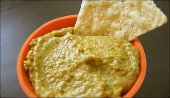 Mexican Hummus Recipe