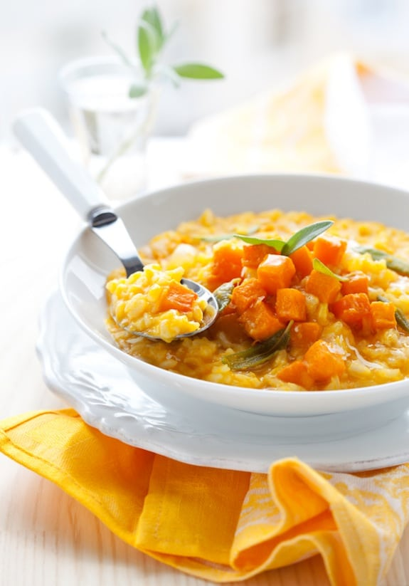 Light Speed Pressure Cooker Risotto Recipe on http://www.theculinarylife.com