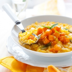 Light Speed Pressure Cooker Risotto Recipe