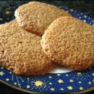 Light, Crispy Italian Hazelnut Cookies