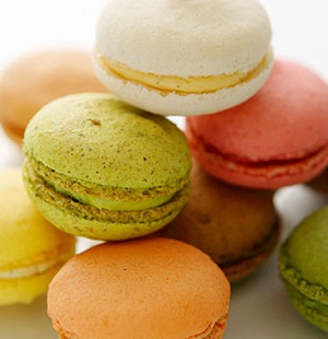 Interview with David Lebovitz on French Macarons on http://www.theculinarylife.com