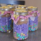 Creative Holiday Gift Ideas: Easter Basket Jars