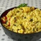 How to Cook Quinoa – Curried Quinoa Salad Recipe