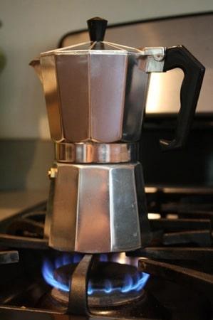 moka pot vs espresso machine