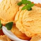 Homemade Peach Ice Cream Recipe