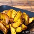 Review: The Asian Barbecue Book, and Curried Potato Wedges