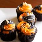 Ghoulishly Gluten-Free Halloween Cupcakes