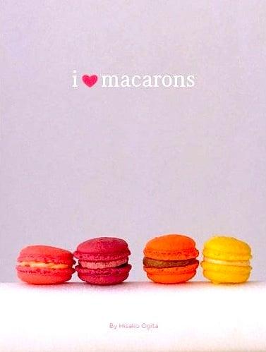 I Heart Macarons, by Hisako Ogita on I Heart Macarons, by Hisako Ogita