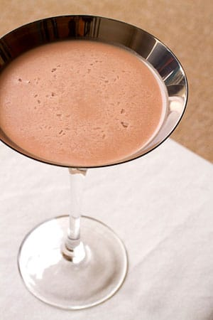 The Perfect Chocolate Martini on http://www.theculinarylife.com