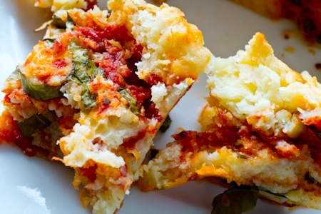 Zesty Summer Gluten-Free Pizza Rolls on http://www.theculinarylife.com