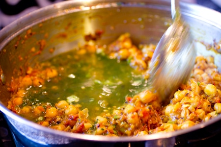 Bay Area Indian Cooking Classes on http://www.theculinarylife.com
