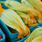 Crispy, Tender Ricotta Stuffed Fried Squash Blossoms Recipe