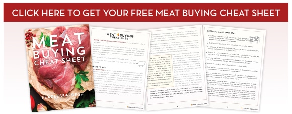 Meat Buying Guide on https://fearlessfresh.com