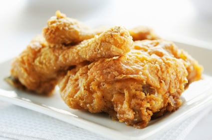 Laurie Colwin's Fried Chicken (Gluten Free) on http://www.theculinarylife.com