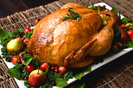 How to Roast the Perfect Turkey on http://www.theculinarylife.com