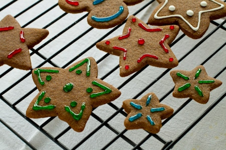 ... -Warm Gluten Free Ninjabread Gingerbread Men Recipe - Ninjabread Men