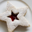Impossibly Rich, Buttery Gluten-Free Linzer Cookies