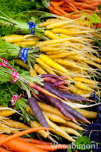 Keeping Carrots on http://www.theculinarylife.com