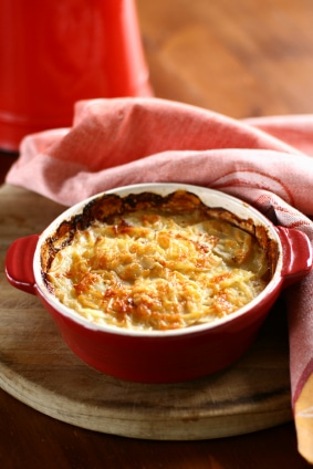 Gratin Dauphinois Recipe on http://www.theculinarylife.com