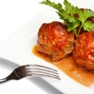Polpettone alla Toscano, or Easy Italian Meatballs Recipe