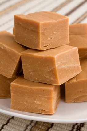 Buttery Rich Penuche Fudge Recipe with Nuts