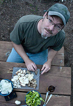 An Interview With Hank Shaw, the Hunter/Angler/Gardener/Cook on http://www.theculinarylife.com