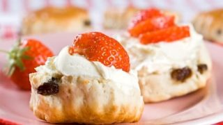 How to Make Clotted Cream (Oven Method)