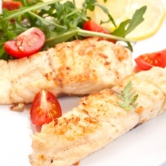 Buttery, Healthy Easy Tilapia Recipe