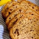 Hippyfied Light and Tender Sugar-Free Banana Bread