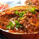 Crock Pot Osso Bucco with Quinoa