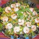 Gluten-Free Vegetarian New Years Eve: Sorghum Tabbouleh Salad