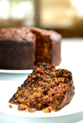 Emily Dickinson's Black Cake Recipe on http://www.theculinarylife.com