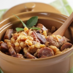 Stress, Pain, and Cassoulet