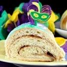 Fat Tuesday! Mardi Gras King Cake Recipe – Stand Mixer-Free