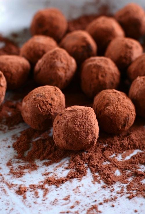 Guilt-Free Vegan Truffles Recipe