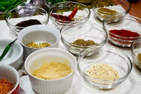 Sukham Ayu Ayurvedic Cookbook: Mint Rice