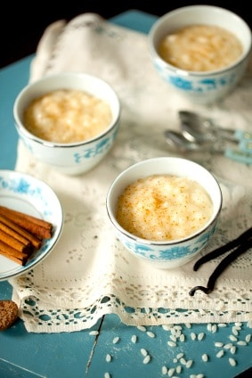 Brown Betty's Custardy Rice Pudding Recipe
