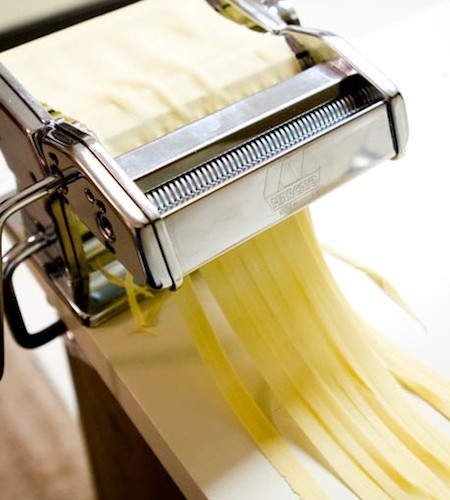 How to Make Fresh Pasta: Atlas 150 Pasta Machine Review