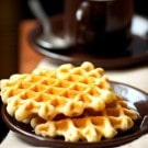 Spiced Sweet Potato Waffles Recipe
