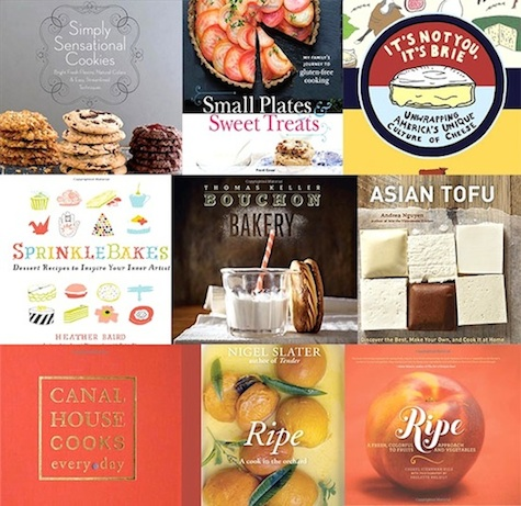 2012 Cookbook Roundup - Favorites for the Year