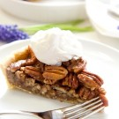 Mel's Choco-Pecan-Yum Pie Recipe