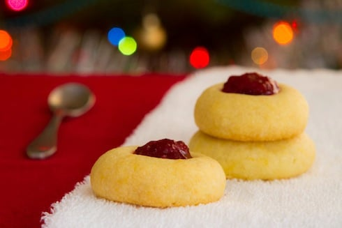 Traditional Shortbread Recipe (Mürbteig)