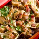 One Superlative Braised Pork Pasta Recipe: Tagliatelle with Pork Shoulder