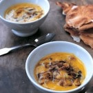 Pumpkin Dal Soup Recipe, from The Kitchen Diaries, by Nigel Slater