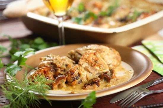 Chicken Putach Recipe