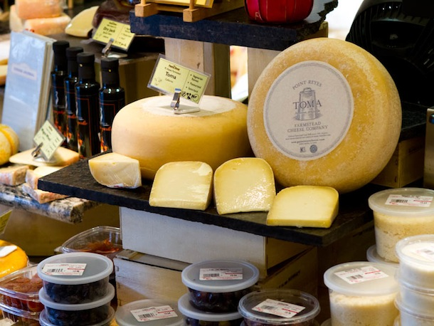 Best West Coast Cheeses