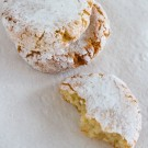 Ricciarelli, Italian Almond Cookies, and Tips for Gluten-Free Christmas Cookies