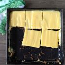 Decadent No Bake Meyer Lemon Bars, from Bakeless Sweets