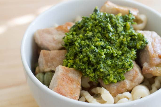 Pasta Recipes Easy With Chicken Pesto Easy Chicken And Pasta With